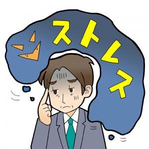 ②ストレス