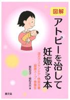 本、「アトピーを治して妊娠する本」